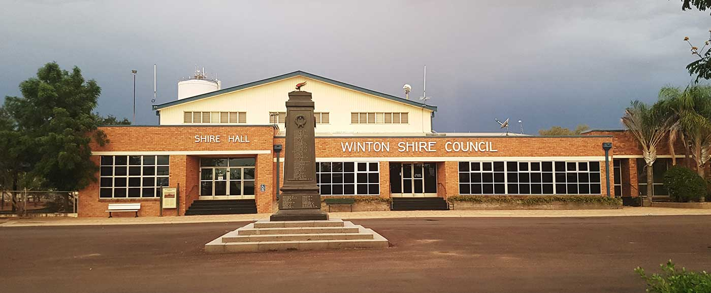 Winton Shire Hall